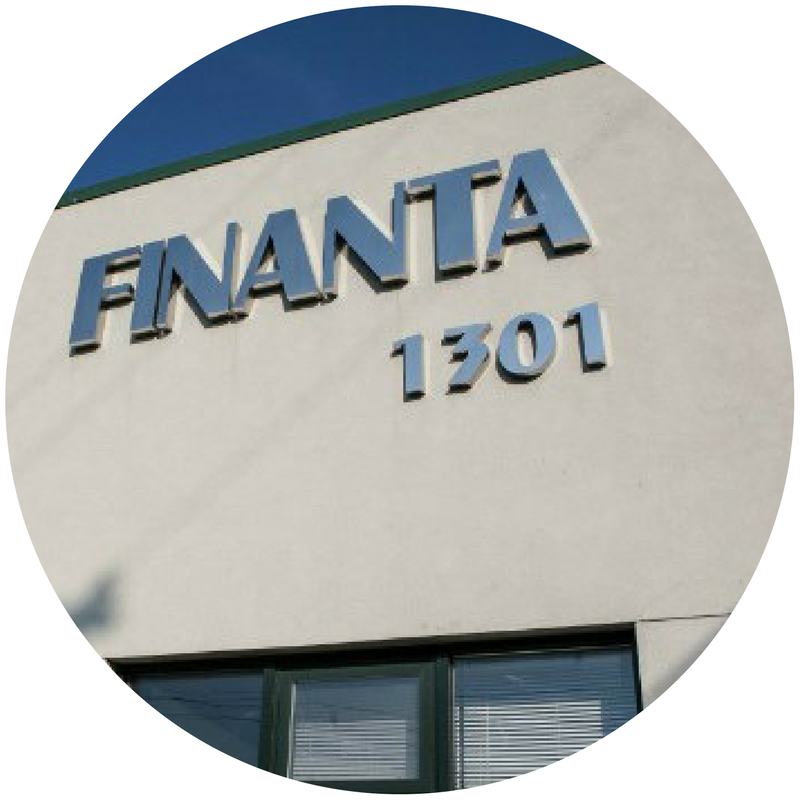 FINANTA office for Project Reinvest page